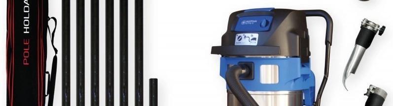 Gutter Vacuums