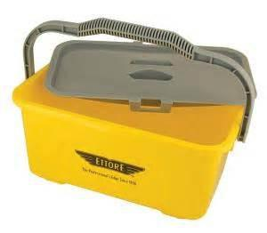 Ettore Bucket and Lid 10L