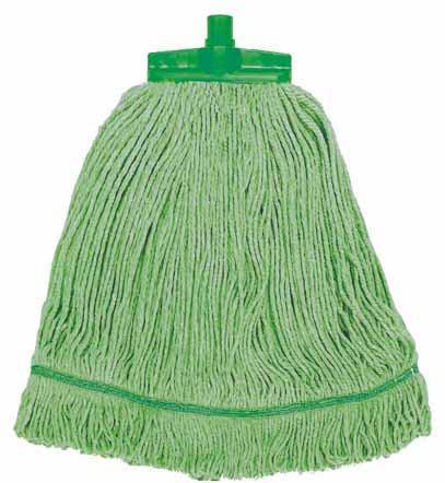 SYR Changer Mop Head Green 940910