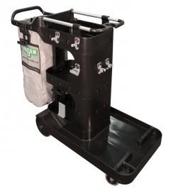 Unger SmartColour Cleaning Cart