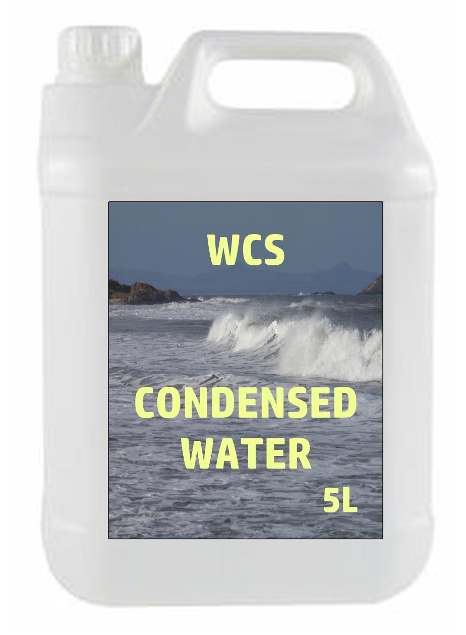 WCS Condensed Water