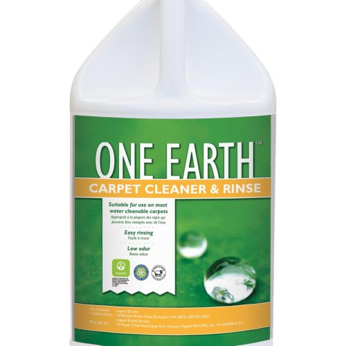 Chemspec One Earth Carpet Cleaner & Rinse