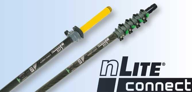 Unger nLite Connect Master Pole