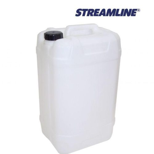 Streamline Plastic Water Container 25L