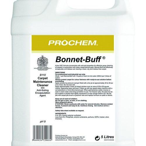 Prochem Bonnet-Buff B110