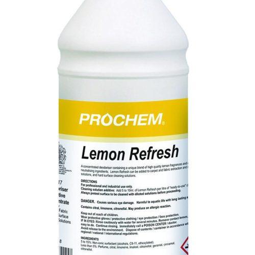 Prochem LEMON REFRESH B117