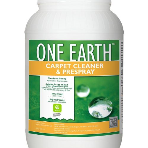 Chemspec One Earth Carpet Cleaner & Pre-spray Powdered 3.6Kg