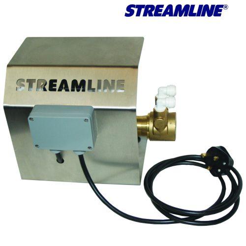 Streamline Booster Pump