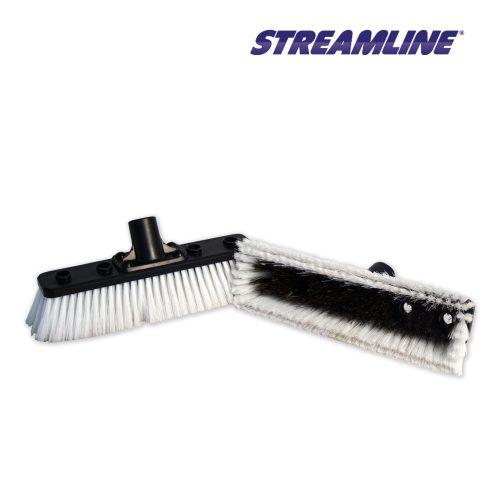 Streamline Brush Hybrid