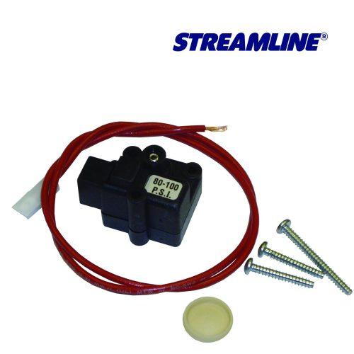Shurflo Pressure Switch Kit 80-100psi 94-375-18