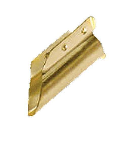 Ettore Brass End Clips 1253