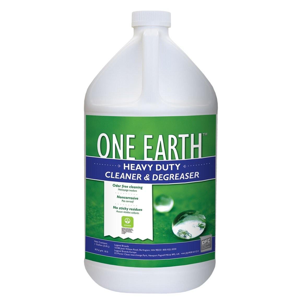 Chemspec One Earth Heavy Duty Cleaner C-DFCHDCD4G