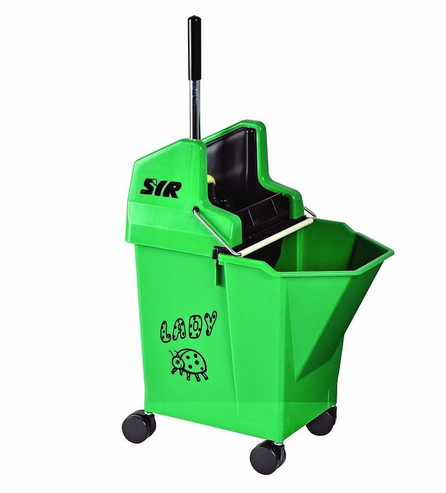 SYR Mop Bucket Lady 9L