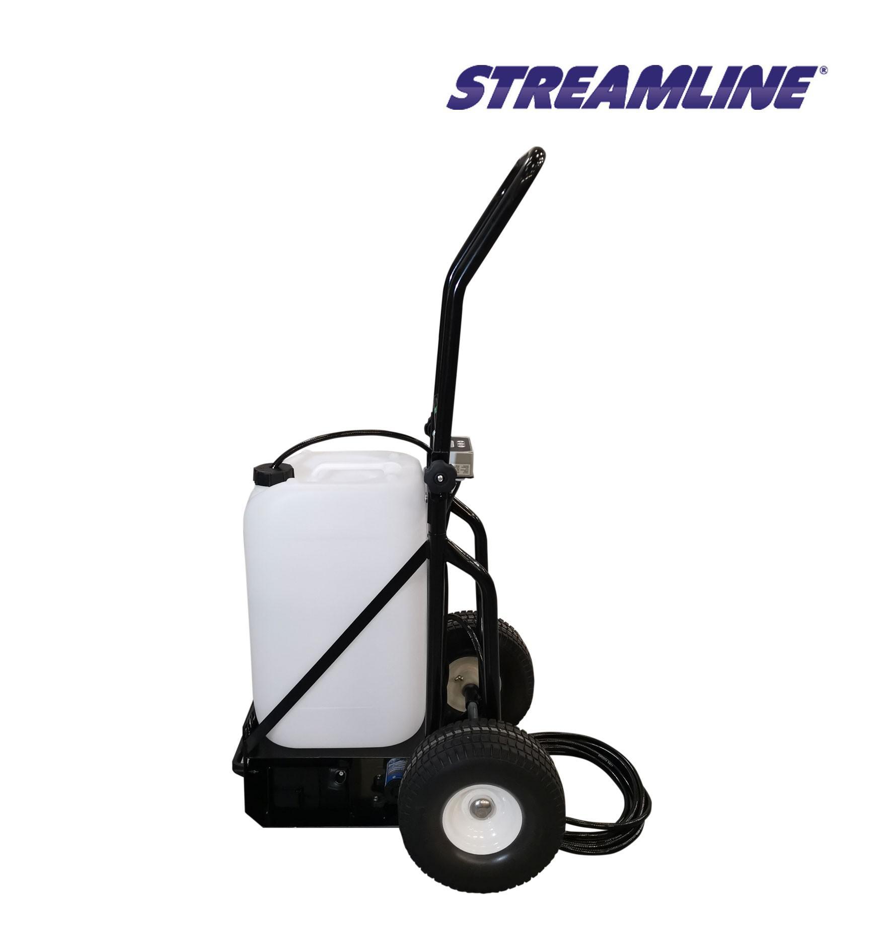 Streamline Vivid 25 Sanitiser Trolley