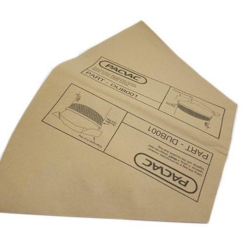 PACVAC PAPER DUST BAGS - PK 5