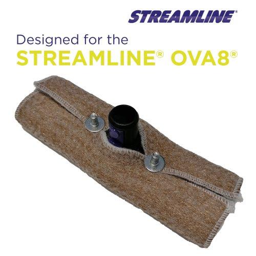 Streamline® OVA8 Bronze Wool Pad