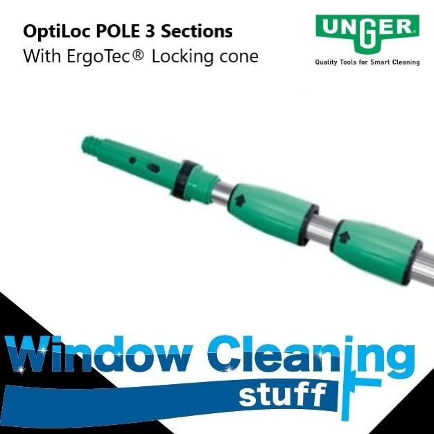 Unger OptiLoc 3-Section POLES