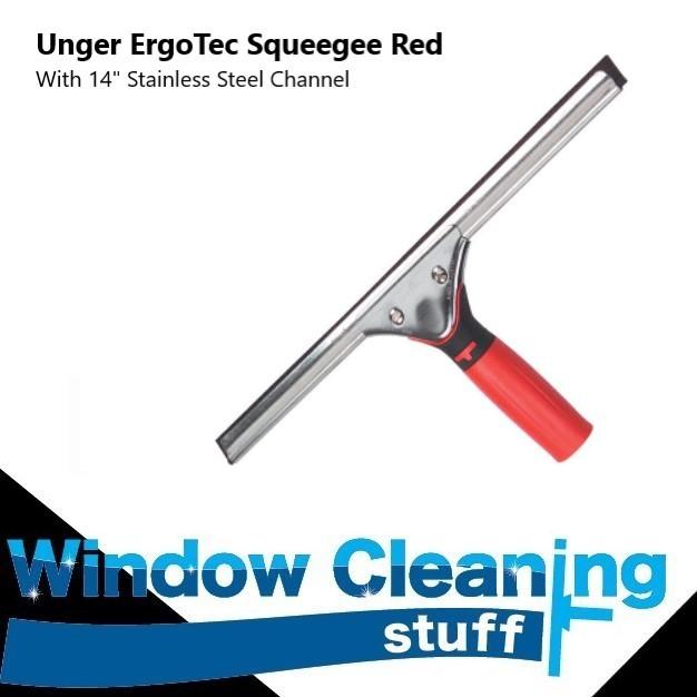 Unger ErgoTec RED bundle