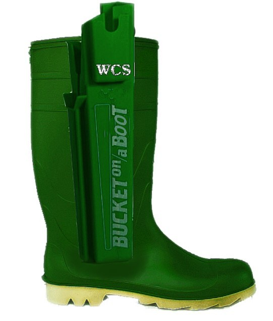WCS Bucket on a Boot
