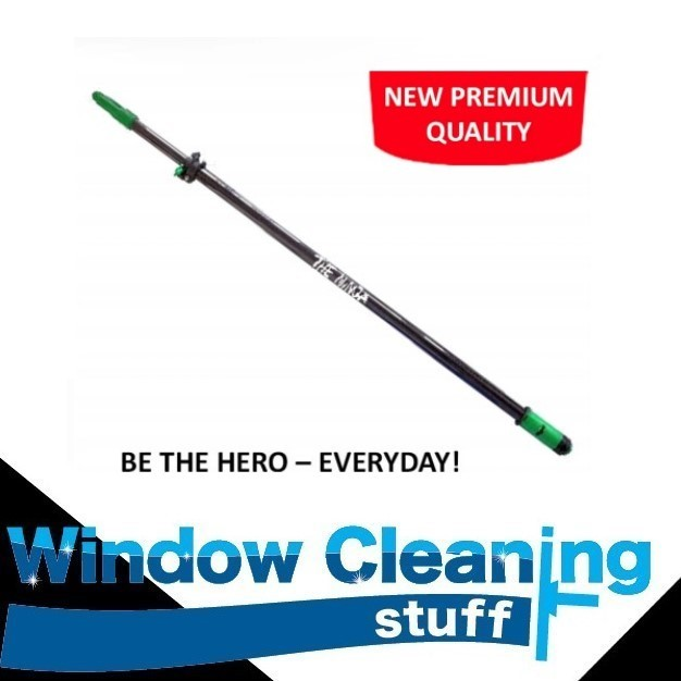 UNGER Limited Edition Ninja Carbon Telescopic Pole
