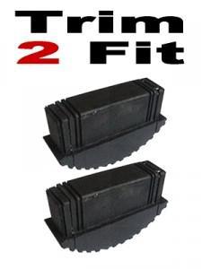 TRIM2FIT Ladder Feet Box Frame LF1
