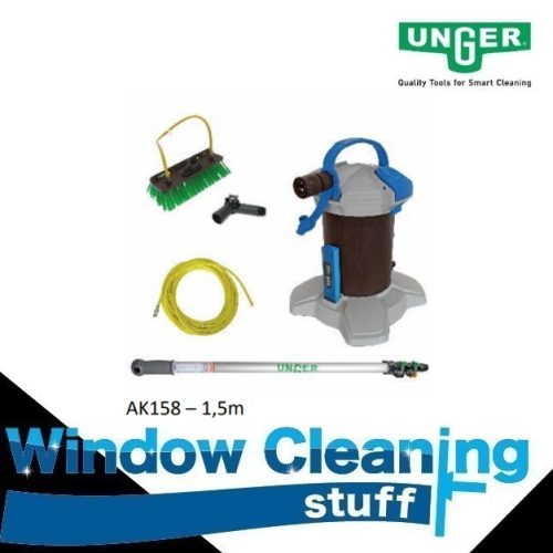 UNGER Pure-Water Cleaning Kit